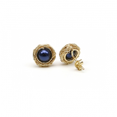 Sweet Abis - stud earrings