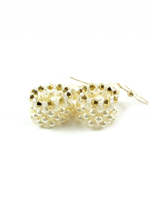 Luxury Aurum - earrings