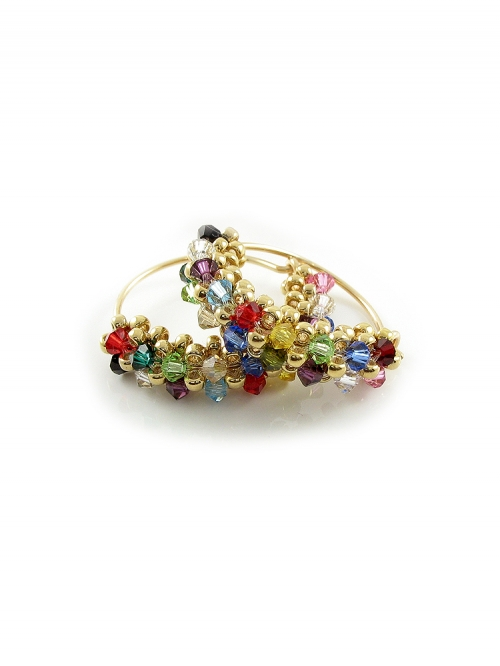 Primetime Multicolor - earrings