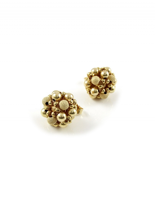 Golden Daisies - earrings