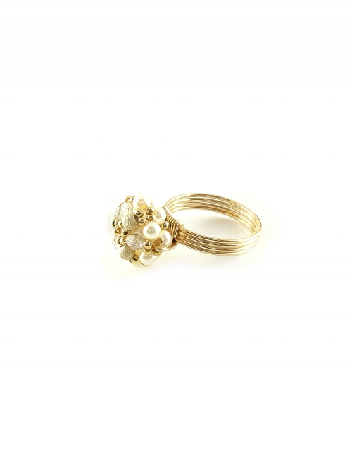 Daisies Stardust - ring