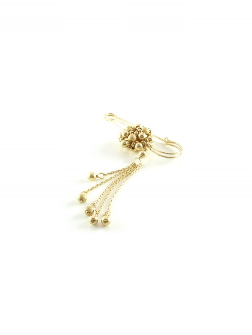 Golden Daisies - brooch