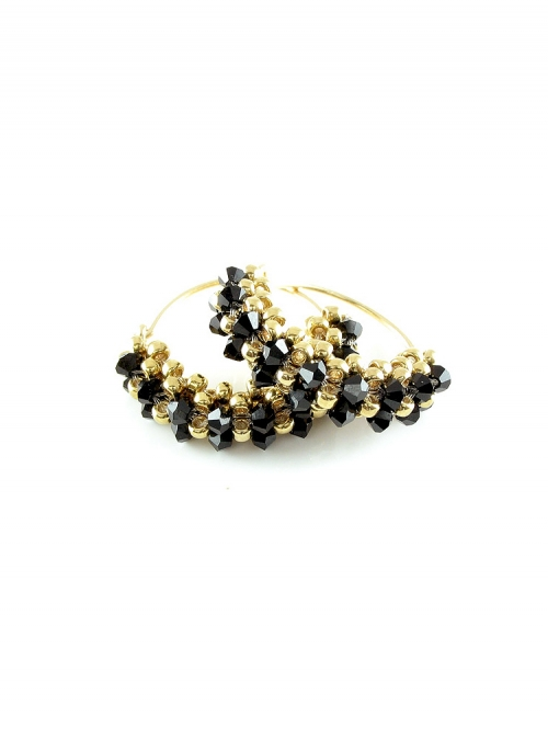 Primetime Black - earrings