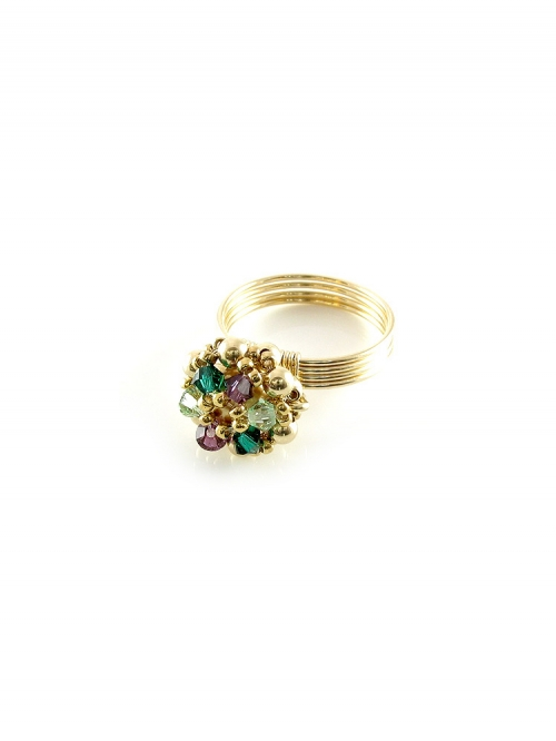 Golden Daisies Special - ring