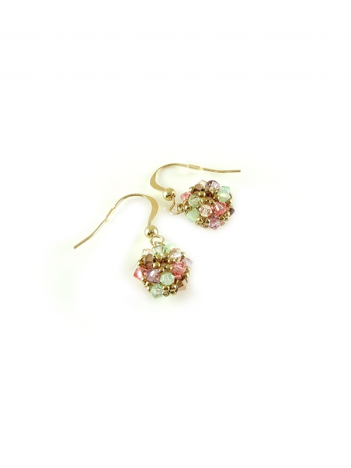 Spring Mood - earrings