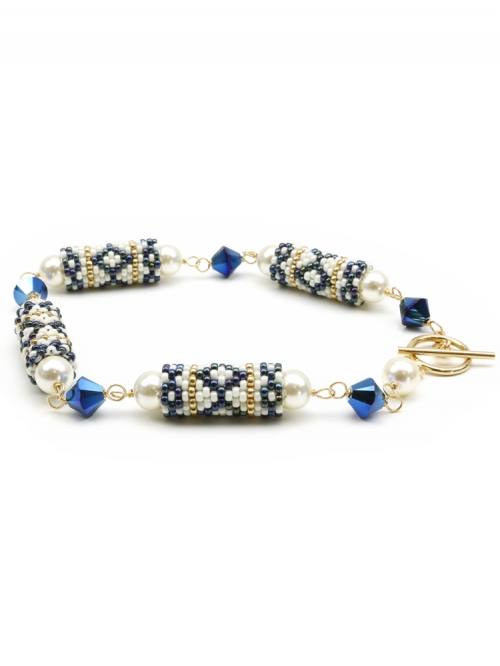 Royal Blue - bracelet