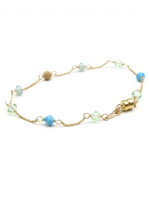 Bracelet by Ichiban - Stardust Turquoise