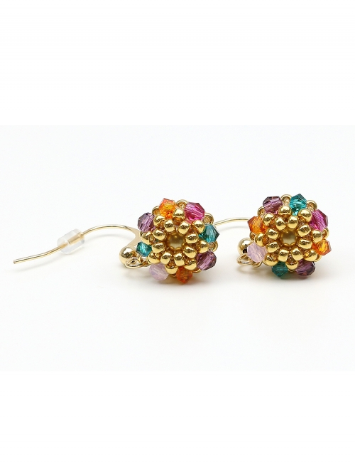 Vintage Style Trendy - earrings