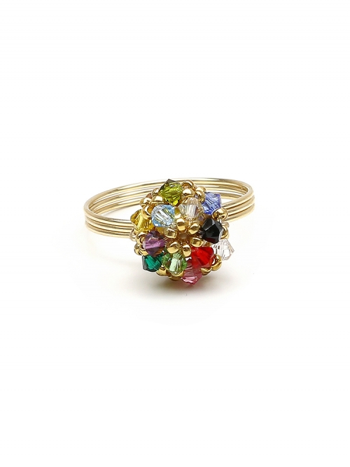 Daisies Multicolor - ring