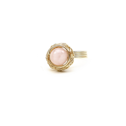 Ring by Ichiban - Sweet Quart Rose