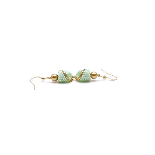 Jade - earrings