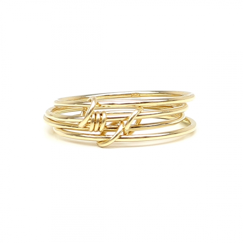 14K Gold ring - Transformers